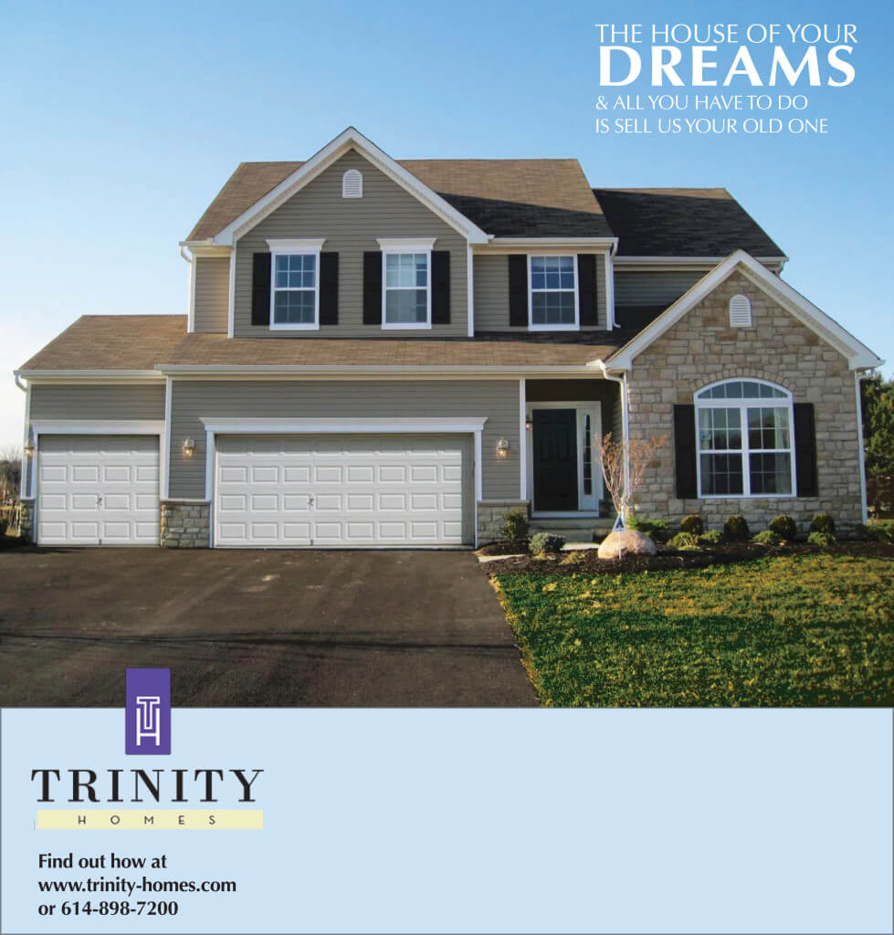 Trinity homes full highland ridge creative for Trinity home builders